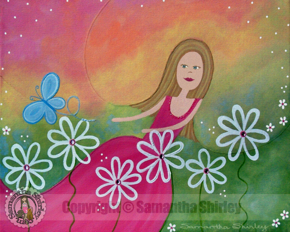 the miss artventures of samantha shirley discover the magic of